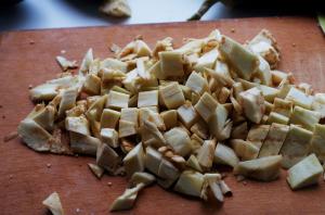 нарезаем-баклажаны