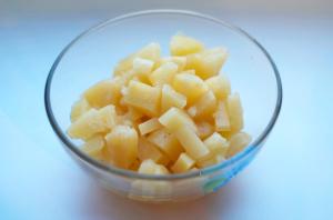 кусочки-ананаса