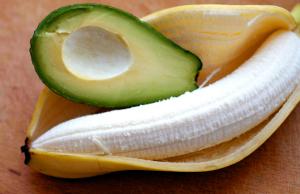 авокадо-и-банан